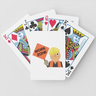 Arbeitsbereich Poker Karten