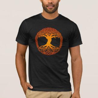 Arbre de chemise de la vie t-shirt