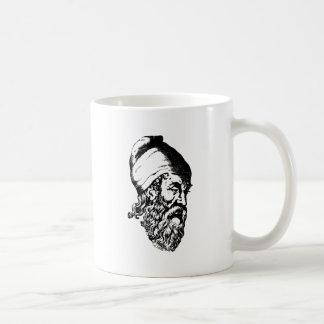 Archimedes Kaffeetasse