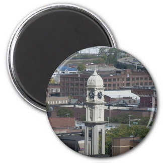 Architektur-Magnet Runder Magnet 5,1 Cm