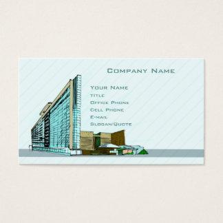 Architektur Visitenkarte