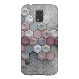 Architekturhexagon-Samsung-Galaxie S5 Samsung Galaxy S5 Hülle