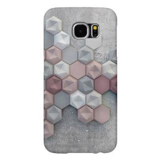 Architekturkasten hexagon-Samsung-Galaxie-S6