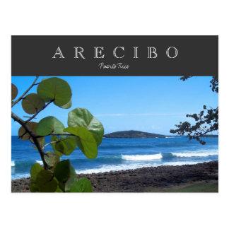 Arecibo, Puerto Rico Postkarte