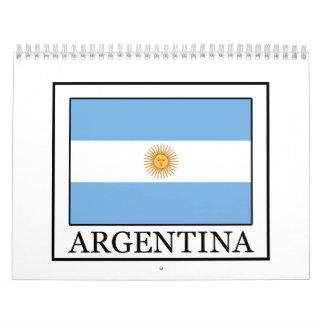 Argentinien-Kalender Abreißkalender