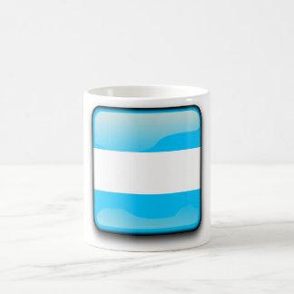Argentinische Polierflagge Tasse