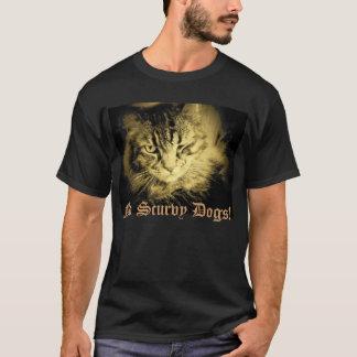 Argh! Keine Skorbut-Hunde! T-Shirt