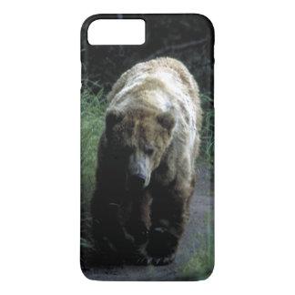 "Argument kaum dort für iPhone 7+ ""Grizzlybär "" iPhone 8 Plus/7 Plus Hülle"