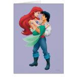 Ariel und Prinz Eric Karten