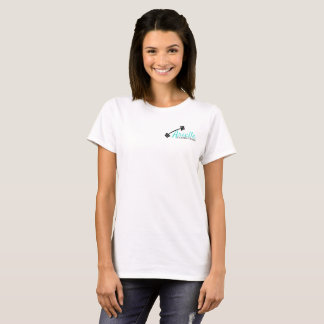 Arielle Crumble Fitness Shirt