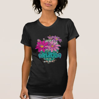 Arizona-Kaktus-Blüte T-Shirt