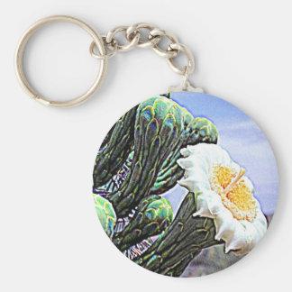 Arizona-Kaktus Schlüsselanhänger