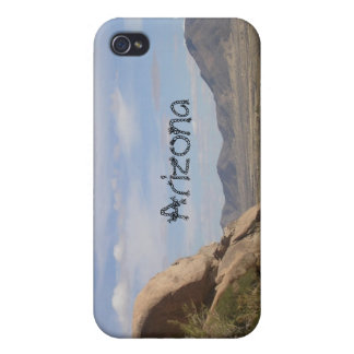 Arizona-Landschaft/Tucson iPhone 4 Schutzhülle