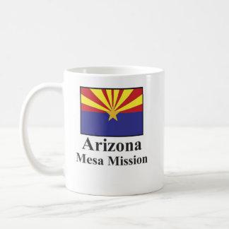 Arizona-MESA-Auftrag-Trinkbehälter Kaffeetasse