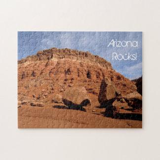 Arizona-Puzzlespiel