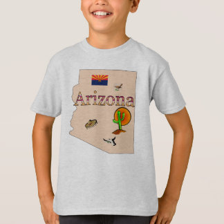 Arizona scherzt T - Shirt