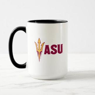 Arizona-Staats-Gabel Tasse