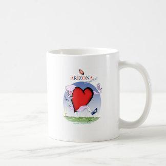 Arizonahauptherz, tony fernandes kaffeetasse