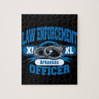 Arkansas-Gesetzeshüter-Handschellen