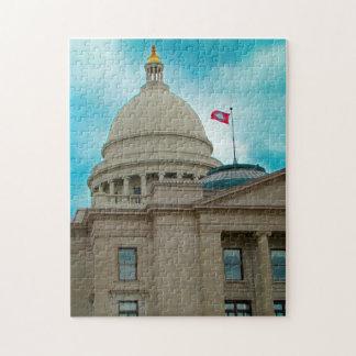 Arkansas-Hauptstadts-Gebäude
