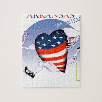 Arkansas laute und stolz, tony fernandes