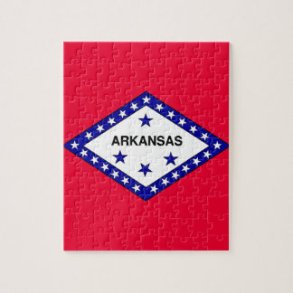 Arkansas-Staats-Flagge