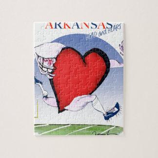 Arkansashauptherz, tony fernandes