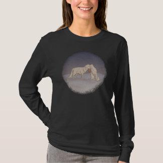 Arktische Fuchs-Shirt T-Shirt