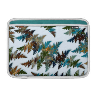 Arktische Tarnung MacBook Sleeve