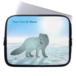 Arktischer Fox Laptopschutzhülle