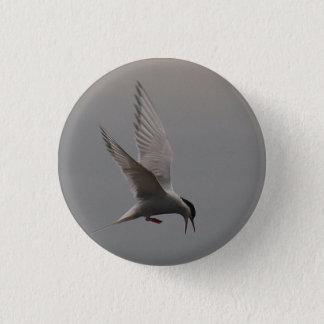 Arktisches Seeschwalben-Abzeichen Runder Button 2,5 Cm