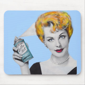 Arlene Dahl in ` Tod durch Haar-Spray' Mauspad