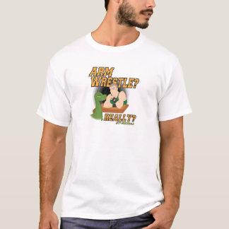 Arm-Wringen T-Shirt