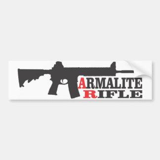 Armalite Gewehr, Autoaufkleber