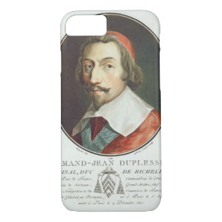 Armand Jean Duplessis, Kardinal, Duc de Richelieu iPhone 8/7 Hülle