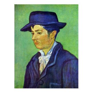 Armand Roulin durch Vincent van Gogh Postkarte