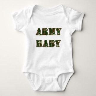 Armee-Baby Baby Strampler