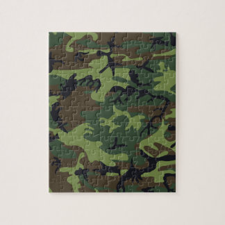 Armee-Camouflage Jigsaw Puzzles