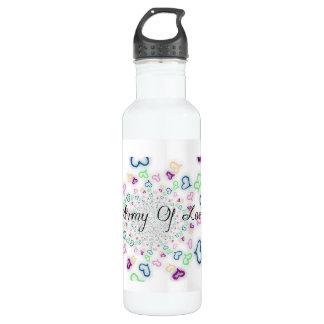 Armee der Liebe Trinkflasche