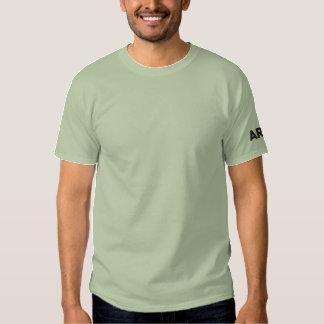 ARMEE HÜLSE gesticktes Shirt