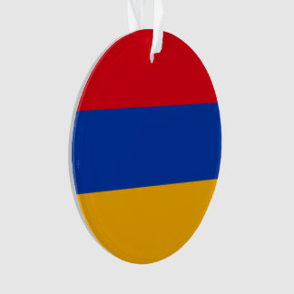 Armenien-Flagge Ornament