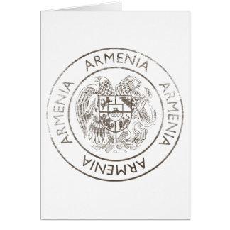Armenien Karte