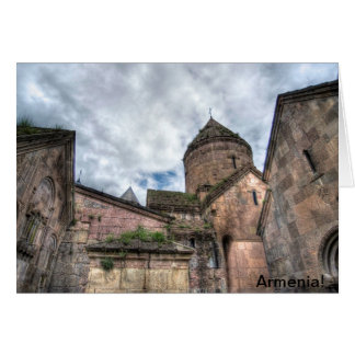 Armenien! Karte