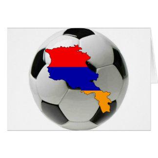 Armenien-Nationalmannschaft Karte
