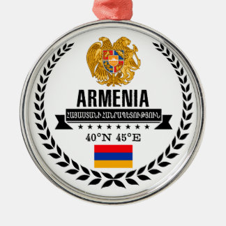 Armenien Silbernes Ornament