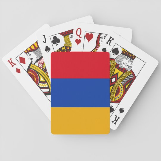 Armenien Spielkarten