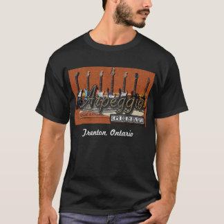 Arpeggio-Gitarren-Butike T-Shirt
