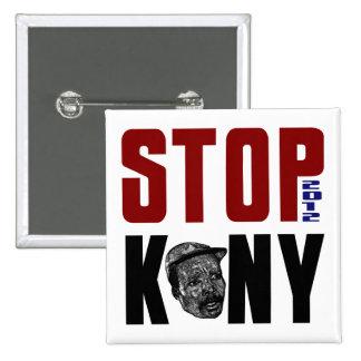 Arrêtez Kony 2012 Badge