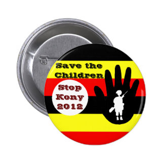 Arrêtez Kony 2012-Save les enfants, Badge Avec Épingle