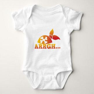 arrgh… PRATE Skorbut ich hearties Hut! Baby Strampler
